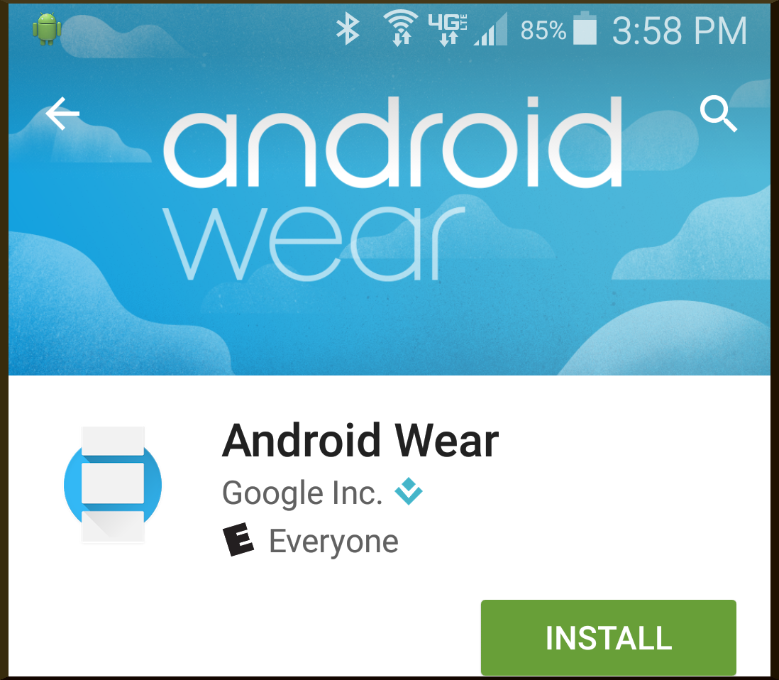 How Does Android Wear Work? — Android Wear Docs 1 2 documentation